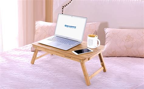 Portable Adjustable Laptop Computer Notebook Desk Stand
