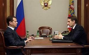 Meeting with Chief of Staff of the Presidential Executive ...
