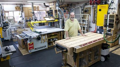 garage woodworking shop  woodworking