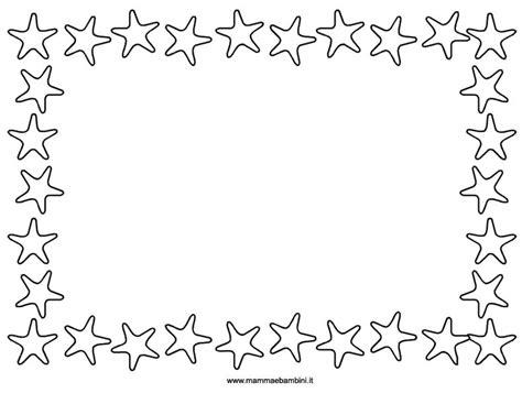 cornici lettere da stare cornicetta da stare e colorare mamma e bambini