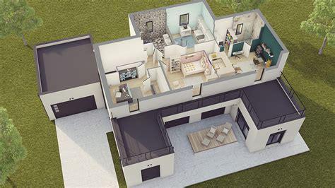 un cour de cuisine maison contemporaine loft 2 maison laure constructeur
