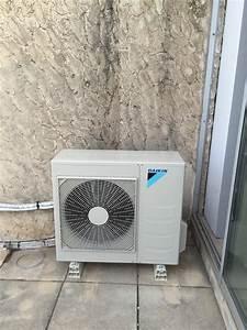 Installation D Une Climatisation : installation de climatisation r versible daikin la ciotat d pannage climatisation aubagne ~ Nature-et-papiers.com Idées de Décoration