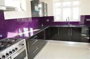 purple kitchen backsplash purple luxury kitchen glass splashbacks luxury collection splashbacks is characterised by