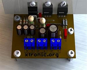 Bx 5642  Electronicsprojectorgsimple Audio Amplifier Free