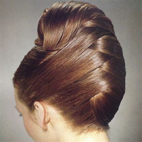 amazing french roll hairstyles   inspired