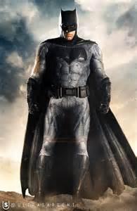 Batman Suit Justice League 2017
