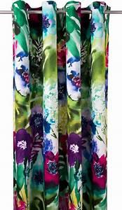 Tom Tailor Vorhang : vorhang tom tailor botanical flowers 1 st ck otto ~ Orissabook.com Haus und Dekorationen
