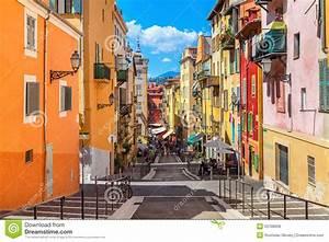 Bibliotheque De Nice : vieille ville de nice france photo stock ditorial ~ Premium-room.com Idées de Décoration