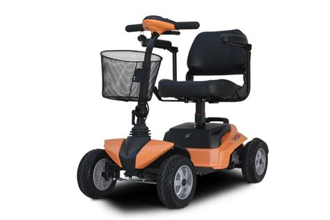 The Riderxpress 4 Wheel Electric Mobility
