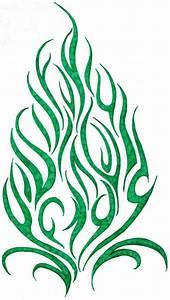 Flames Tattoo Art - ClipArt Best
