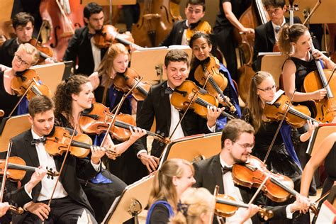 Because Of Brexit, The Eu Youth Orchestra Is Moving From