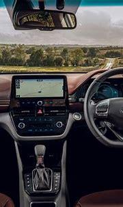 Hyundai Ioniq Hybrid interior & comfort   DrivingElectric