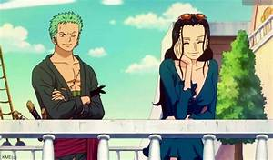 Zoro x Robin by sakuriita0823 on DeviantArt