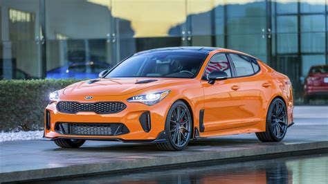 Kia Wallpapers by 2018 Kia Stinger Gt Federation Pictures Photos
