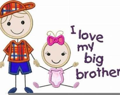 Brother Sister Clipart Brothers Stick Figures Instant