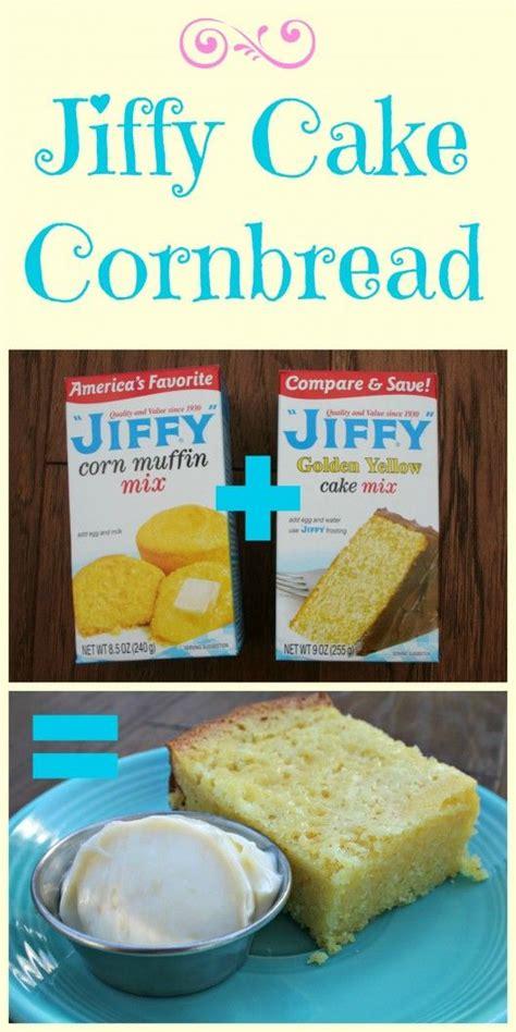 jiffy cake mix jiffy cake cornbread recipe