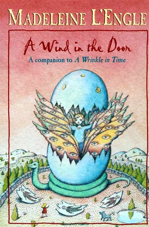 a wind in the door a wind in the door by madeleine l engle books magical