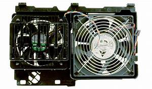 Dell Precision 690 T7400 Dual Fan Ass Wn845 0wn845