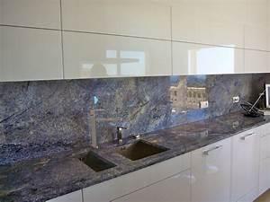 Plan De Travail En Granit Prix : plan de travail de cuisne en granit bleu marbrerie bonaldi ~ Louise-bijoux.com Idées de Décoration