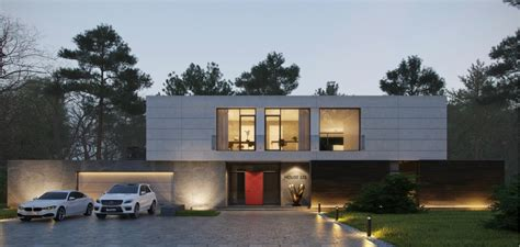 Stunning Ultra Modern House Design Photos by Modern Home Exteriors With Stunning Outdoor Spaces