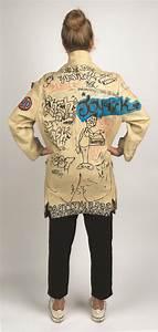 Wearable Art Basquiat Tags A Jacket Swann Galleries News