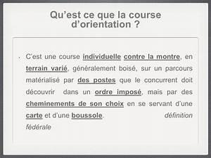 La Course Dorientation Ppt Video Online Tlcharger
