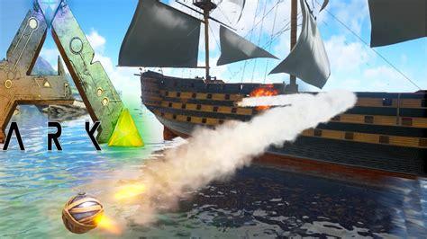 Ark Boat Race by Ark Survival Evolved Battle Ship Speed Boat Ark