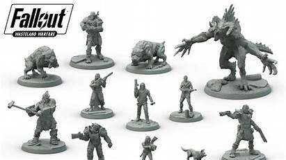 Tabletop Rpg Fallout Coming Modiphius Development Miniatures