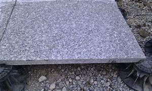 Troc echange dalles granit bleu plots reglables pour for Dalle en granit pour terrasse