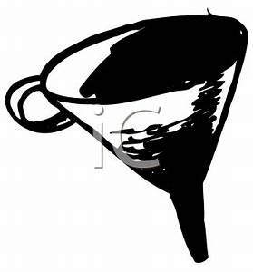 Funnel Black And White Clipart - Clipart Suggest