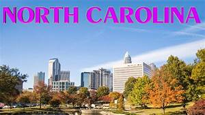 Top 10 Best Places To Live In North Carolina - YouTube