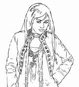 Celebrity Coloring Pages Books Printable sketch template