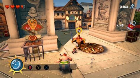 asterix obelix xxl  remastered gameplay gamescom