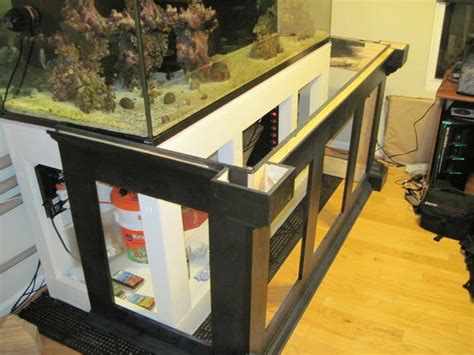 diy  gallon aquarium stand plans woodworking projects