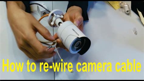Security Camera Wiring Color Code Free Download