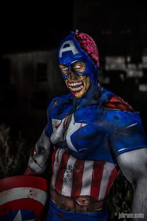 people turned  superheroes  amazing body art