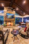 Houston Lifestyles & Homes magazine It's Summertime, and texas outdoor living covered patios