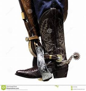 Cowboy Boots Stock Photography - Image: 18970362