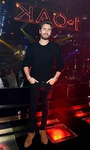 Scott Disick Hosts 1 Oak Nightclub at The Mirage in Las Vegas
