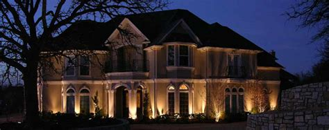 dallas outdoor lighting costs creative nightscapes