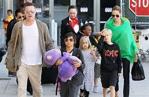 Brad Pitt Children, Wife, Brother And Daughter