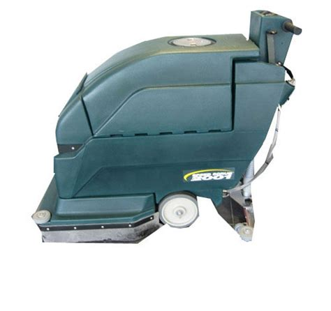 Nobles Floor Scrubber 2001 by Reconditioned Nobles 2001 Automatic Disk Floor Scrubber