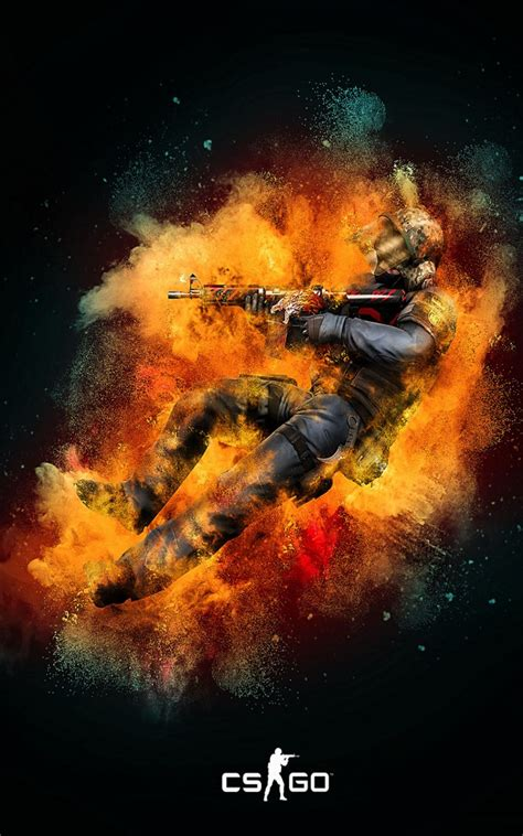 counter strike global offensive free 4k ultra hd mobile wallpaper