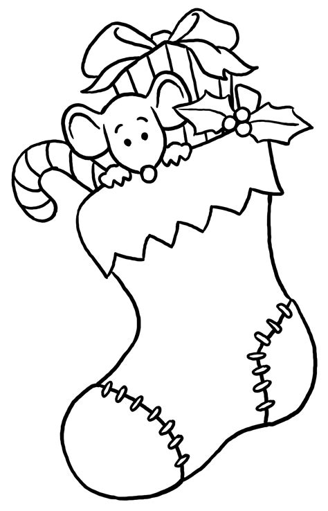 Free Printable Christmas Coloring Pages For Preschool# 2293322