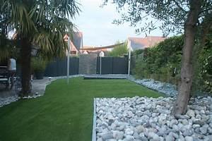 amenagement complet pour un jardin de centre ville youtube With idee allee de maison 14 idee de massif de jardin obasinc