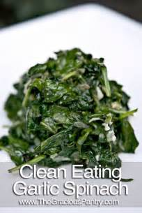 Clean Eating Spinach Recipes
