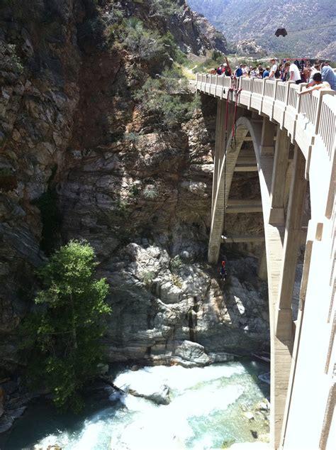 couch la bridge   bungee jump