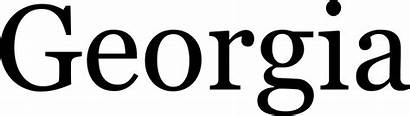 Georgia Svg Font Pixels Wikimedia Commons Nominally