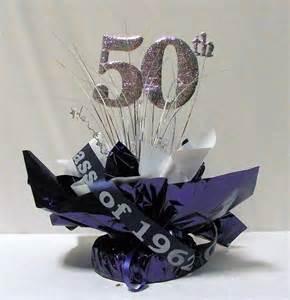 souvenirs for class reunions centerpieces for 50th class reunion images
