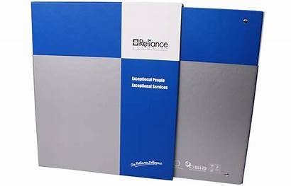 Slip Folders Cases Plastic Clear Case Binders